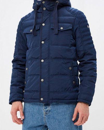 Утепленная куртка демисезонная осенняя Dreimaster