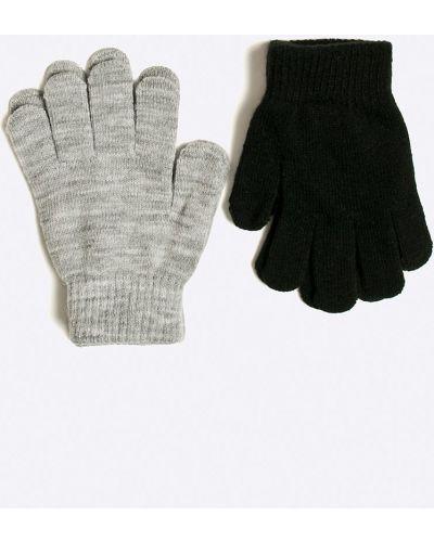 Черные перчатки Name It