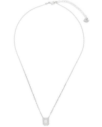 Naszyjnik srebrny Swarovski