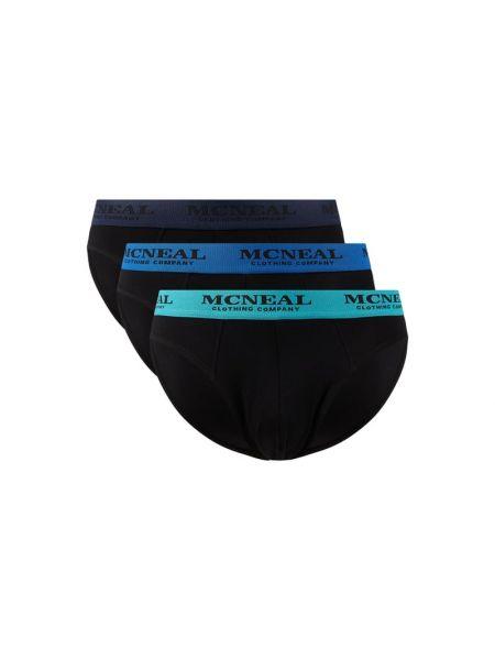Czarne majtki bawełniane Mcneal