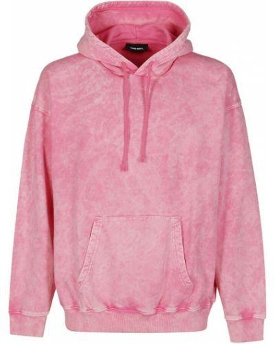 Różowy sweter Diesel