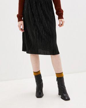 Платье плиссированное осеннее Jacqueline De Yong