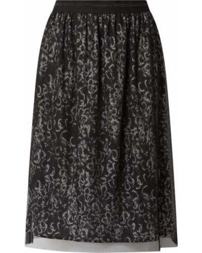 Czarna spódnica rozkloszowana tiulowa Betty & Co White