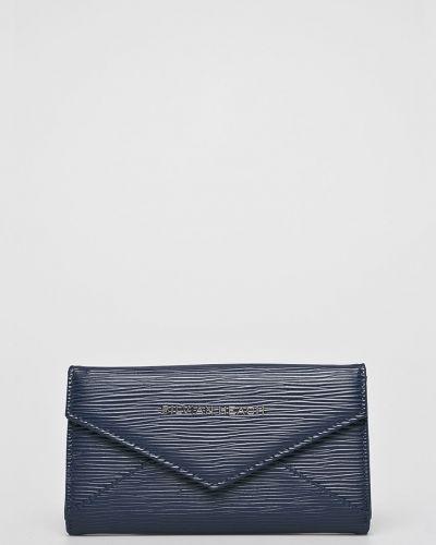 Кожаный кошелек на молнии итальянский Silvian Heach