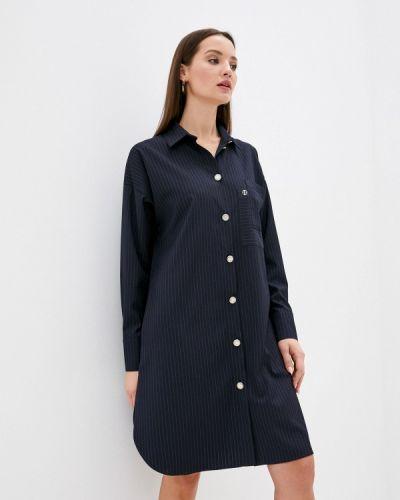 Синее платье Danmaralex