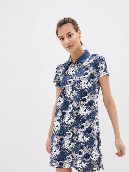 Платье - синее Icepeak