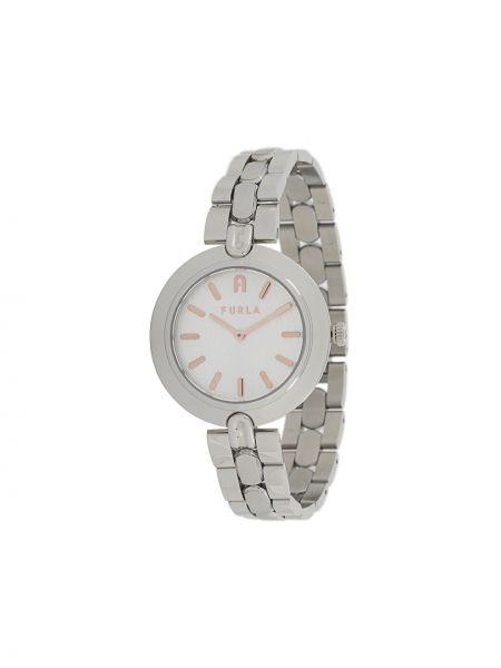 Srebro zegarek Furla