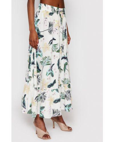Długa spódnica - biała Roxy