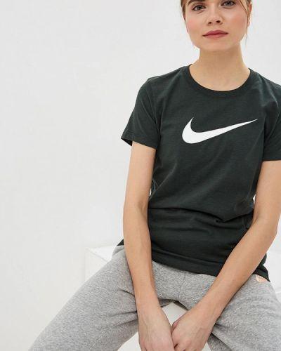 Поло 2019 зеленый Nike