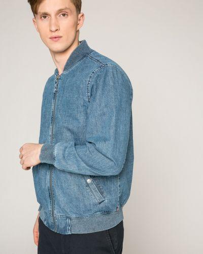 Джинсовая куртка с нашивками Levi's®