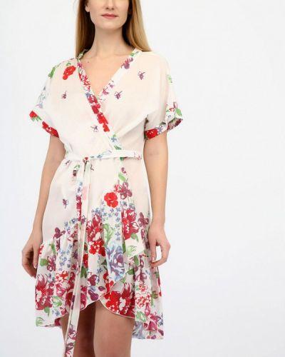 Платье с запахом весеннее Panove