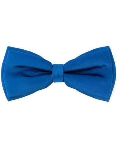 Синяя заколка с бантом Hucklebones London