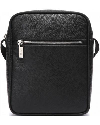 Кожаная сумка Fabi