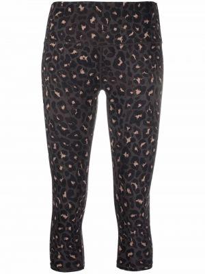 Czarne spodnie z nylonu Varley