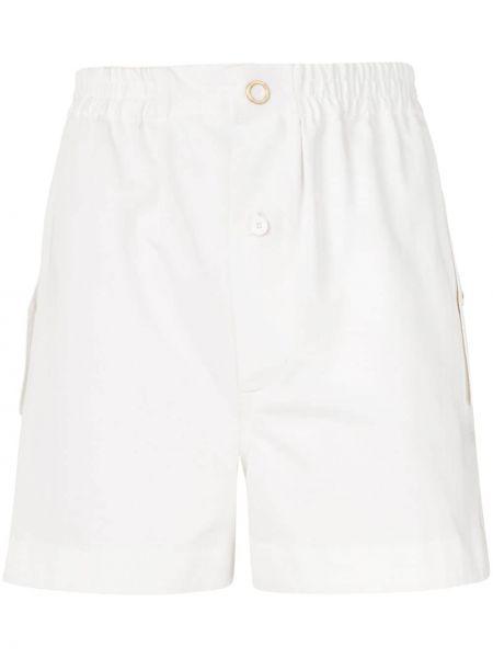 Однобортные шорты с карманами на пуговицах Dion Lee