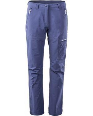 Темно-синие нейлоновые брюки Iguana