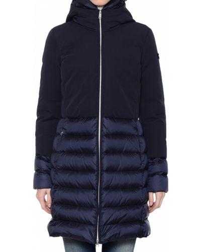 Синяя куртка Dekker
