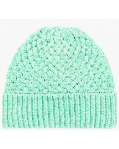 Зеленая шапка осенняя Topshop
