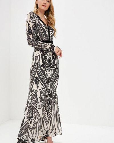 Вечернее платье бежевое Jan Steen