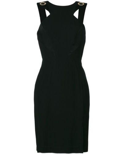 Платье - черное Versace Collection