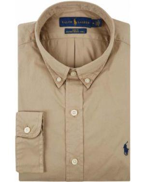 Koszula z długim rękawem z logo długa Polo Ralph Lauren