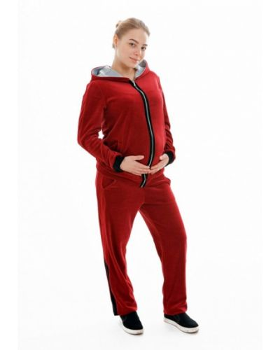 Красный спортивный костюм Week By Week