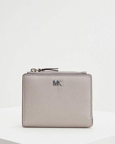 Серый кошелек Michael Michael Kors