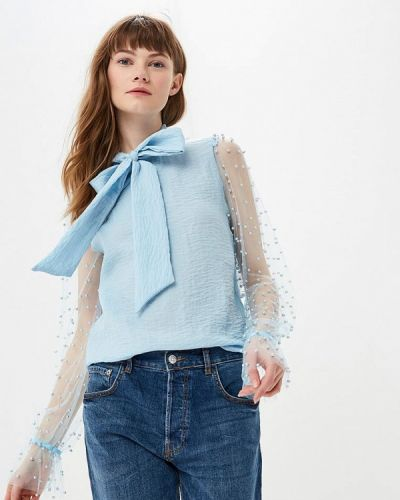 Блузка с бантом весенний Gepur