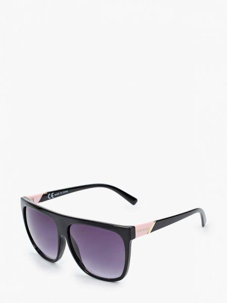 Муслиновые черные солнцезащитные очки квадратные River Island