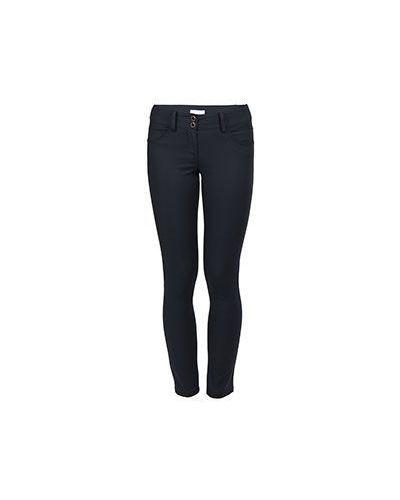 Черные летние брюки Patrizia Pepe
