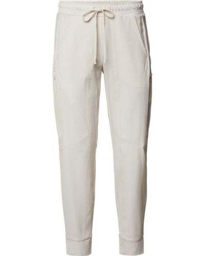 Białe spodnie Cambio
