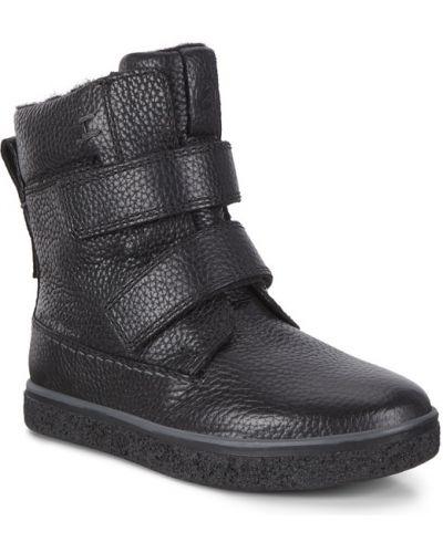 Ботинки мембранные деловой Ecco
