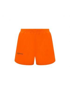 Трикотажные шорты - оранжевые Pangaia