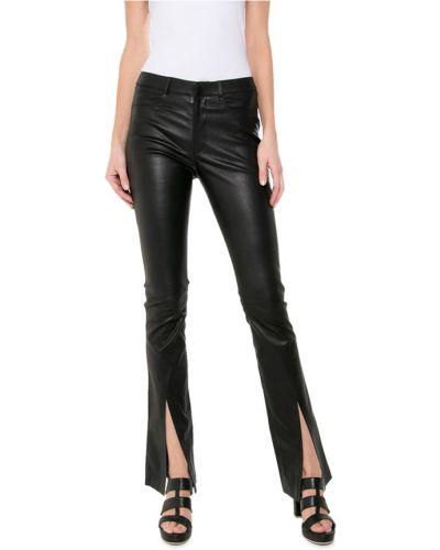 Czarne spodnie Ibana