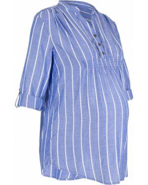 Блузка в полоску для беременных Bonprix