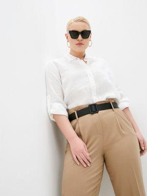 Белая рубашка Lauren Ralph Lauren Woman
