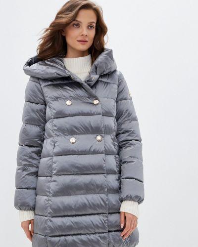 Утепленная куртка - серая Madzerini