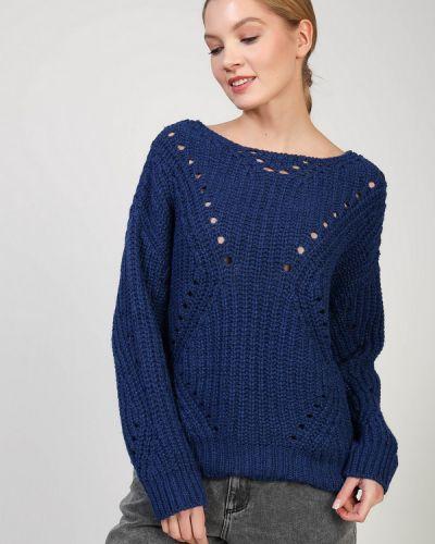 Шерстяной пуловер Set