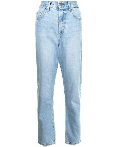 Прямые джинсы классические - синие Nobody Denim