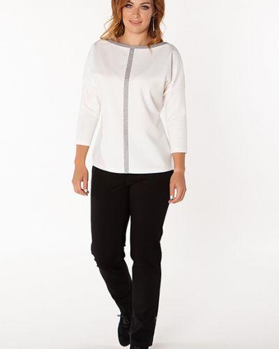 Блузка с люрексом из вискозы Virgi Style