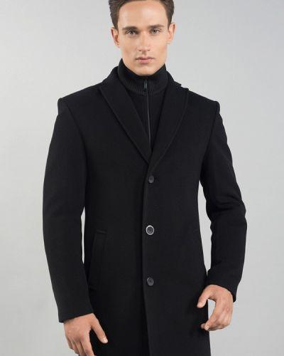 Пальто черное осеннее Sun`s House