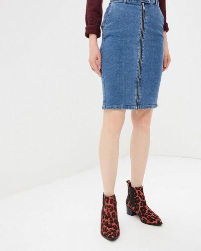 Юбка мини джинсовая Only