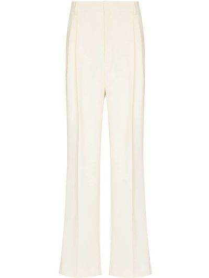Шерстяные классические брюки Casablanca