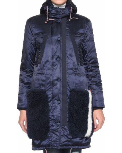Куртка осенняя синий Rossignol