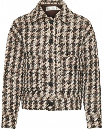 Czarna kurtka boho Inwear