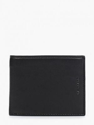 Кожаный портмоне - черный Navigare
