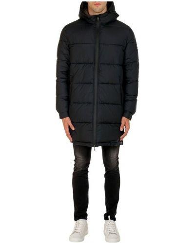 Czarna kurtka Ecoalf