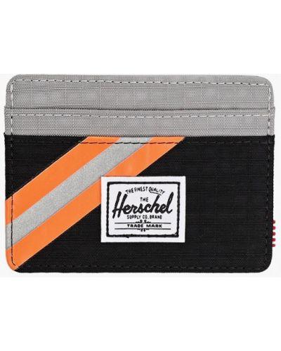 Текстильный портмоне - черный Herschel Supply Co