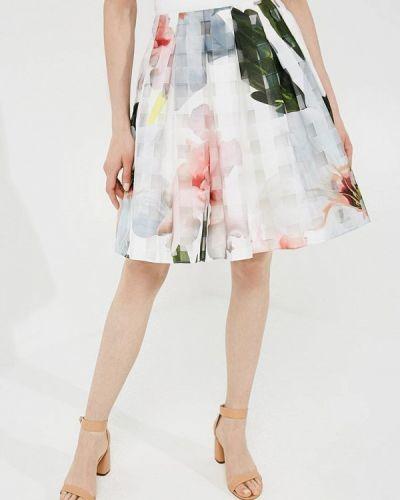 Белая юбка весенняя Ted Baker London