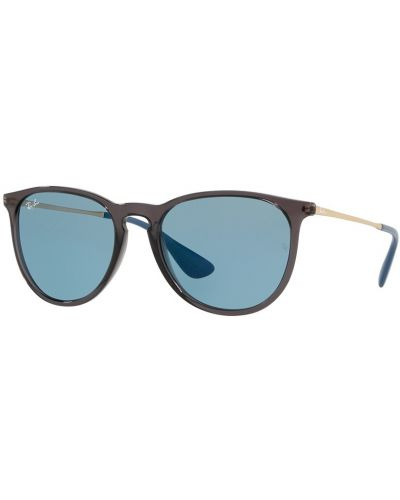 Солнцезащитные очки круглые стеклянные Ray-ban